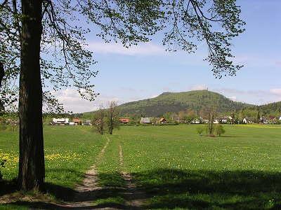 Lückendorf mit Hochwald